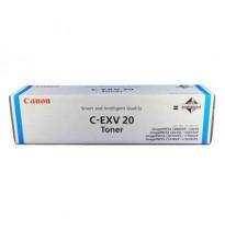 0437B002 Тонер Canon C-EXV20 (cyan)
