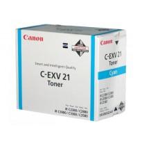 0453B002 Тонер голубой C-EXV 21 для Canon iRC2880/3380/3880