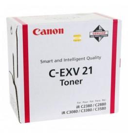0454B002 Тонер пурпурный C-EXV 21 для Canon iRC2880/3380/3880