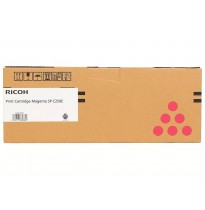 407545 Принт-картридж малиновый тип SPC250E