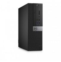 Dell Optiplex 3046 SFF Intel Core i3-6100 / 4GB / 500GB 7.2k / Intel HD 530 / DVD-RW / LAN / TPM / Keyboard+mouse (USB) / Windows 7 Professional x64 + Win10 Pro Licence / 1Y NBD (3046-0148)