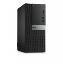 Dell OptiPlex 3046 MT Intel Core i3-6100 / 4Gb / 500Gb 7.2k / Intel HD 530 / DVD-RW / LAN / TPM / Keyboard+mouse (USB) / Linux / 1Y NBD (3046-3324)