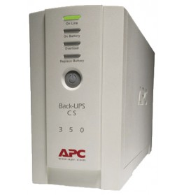 APC by Schneider Electric Back-UPS CS 350 USB/Serial