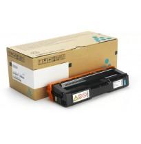 407717 Принт-картридж высокой емкости голубой тип SPC252HE