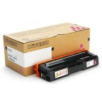 407718 Принт-картридж высокой емкости малиновый тип SPC252HE