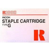 410133 Ricoh скрепки Staples Pack G, 3 x 5000 шт.