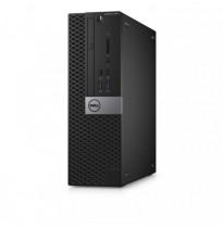 Dell Optiplex 5040 SFF Intel Core i7-6700 / 8GB / 500GB 7.2k / Intel HD 530 / DVD-RW / LAN / TPM / Keyboard+mouse (USB) / Windows 7 Professional x64 + Win10 Pro Licence / 3Y NBD (5040-0033)