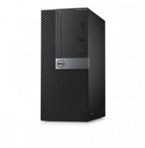 Dell Optiplex 5040 MT Intel Core i7-6700 / 8GB / 500GB / Intel HD 530 / DVD-RW / LAN / Keyboard+mouse (USB) / Linux / 3Y NBD (5040-1967)