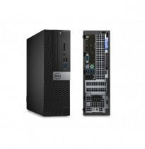 Dell Optiplex 5050 SFF Intel Core i5-7500 / 8GB / 256GB SSD / Intel HD 630 / DVD-RW / LAN / TPM / VGA / Keyboard+mouse (USB) / Windows 10 Professional x64 / 3Y NBD (5050-8305)
