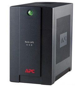 APC by Schneider Electric Back-UPS 650VA Standby with Schuko