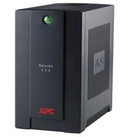 APC by Schneider Electric Back-UPS 650VA AVR 230V CIS