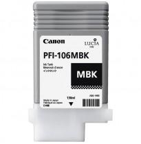6620B001 Картридж Canon PFI-106MBK (matte black) 130мл