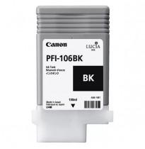6621B001 Картридж Canon PFI-106BK (black) 130мл