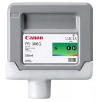 6664B001 Картридж Canon PFI-306G (green) 330 мл