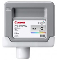6667B001 Картридж Canon PFI-306PGY (photo gray) 330 мл