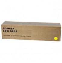 Тонер-картридж Toshiba T-FC34EY (yellow), 11500 стр. 6A000001525