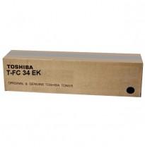 Тонер-картридж Toshiba T-FC34EK (black), 15000 стр. 6A000001530