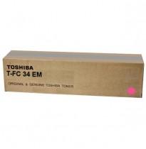 Тонер-картридж Toshiba T-FC34EM (magenta), 11500 стр. 6A000001533