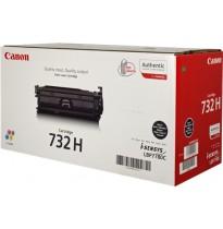 Картридж Canon 732HBk оригинальный  для LBP7100/7110 2400стр