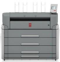 Широкоформатный принтер Oce PlotWave 750 P2R с двумя рулонами