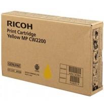 841638 Картридж гелевый желтый Ricoh для MP CW2200SP