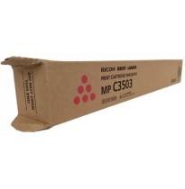 841819 Тонер-картридж для Ricoh MP C3003, C3003SP, C3003ZSP, C3503, C3503SP, C3503ZSP (MP C3503) (пурпурный)