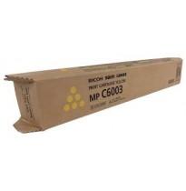 841854 Тонер-картридж тип MP C6003 желтый