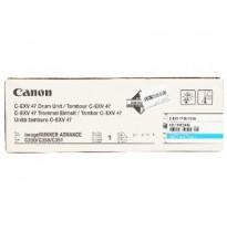 8521B002AA  000 Барабан C-EXV 47 голубой для Canon iR ADV C250i/350i/C1325iF/1335iF/С350P