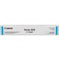 9453B001 Тонер 034 голубой для Canon iR C1225/C1225iF