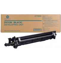 A7Y003D Девелопер Konica Minolta Developer DV-312K (black), 600000 стр.bizhub 227, 287, 367.