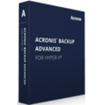Acronis Backup Advanced for Hyper-V 11.7
