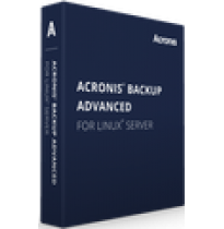 Acronis Backup Advanced for Linux Server 11.7