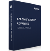 Acronis Backup Advanced for Exchange 11.7