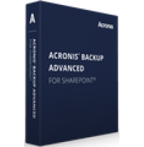 Acronis Backup Advanced for SharePoint 11.7