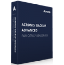 Acronis Backup Advanced for Citrix XenServer 11.7