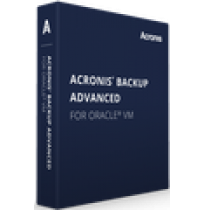 Acronis Backup Advanced for Oracle VM 11.7