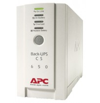 BK650EI APC by Schneider Electric Back-UPS CS 650VA 230V