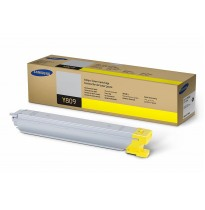 Картридж желтый Samsung CLT-Y809S Yellow Toner Cartridge Оригинал SS743A