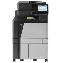 МФУ A3 HP Color LaserJet Enterprise flow MFP M880z+