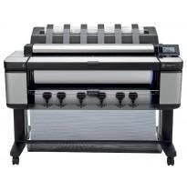 Широкоформатное МФУ HP Designjet T3500 36-in Production eMFP B9E24A