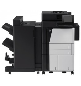 МФУ A3 HP LaserJet Enterprise flow MFP M830z