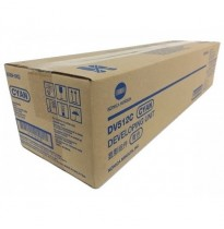 A2XN0KD Девелопер DV-512С Developer C (Cyan) синий (голубой) для Konica Minolta bizhub C454/C554,