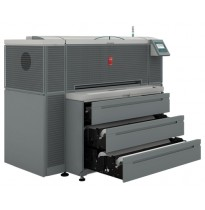 Широкоформатный принтер Oce PlotWave 900 P4R с четырьмя рулонами