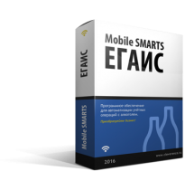 Mobile SMARTS: ЕГАИС, версия для терминалов сбора данных с CheckMark 2 MS-EGAIS-CHM