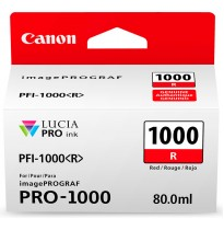 Картридж Canon PFI-1000R (red) 80 мл 0554C001