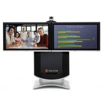 """Polycom HDX Executive 8000-720 система видеоконференцсвязи 2 PDP экрана 50"""""""