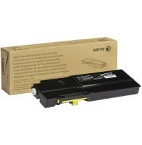 106R03509 Тонер-картридж Xerox Standard Capacity Toner Cartridge VersaLink C400 / C405 yellow 2500 стр.