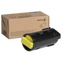 106R03879 Тонер-картридж XEROX VersaLink C500/C505 желтый (2,4K)