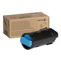 106R03912 Тонер-картридж XEROX VersaLink C600/C605 голубой (10,1K)