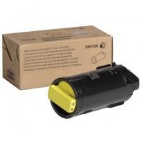 106R03914 Тонер-картридж XEROX VersaLink C600/C605 желтый (10,1K)